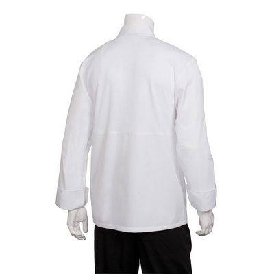 Picture of Calgary White Cool Vent Chef Jacket