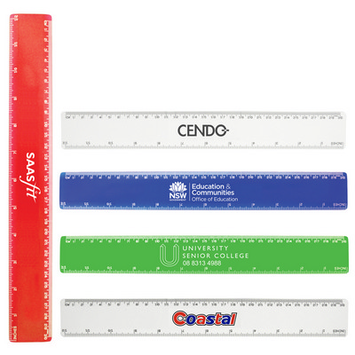 Picture of 30cm Plastic Ruler