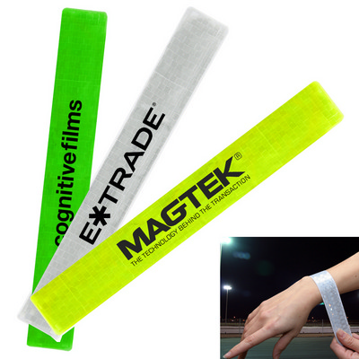 Picture of Reflective Slap Wristband
