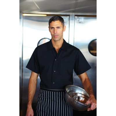 Picture of Black Utility Cook Shirt