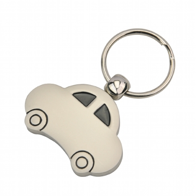 Picture of BUBBLE CAR KEY RING