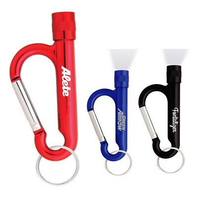 Picture of Flashlight Carabiner