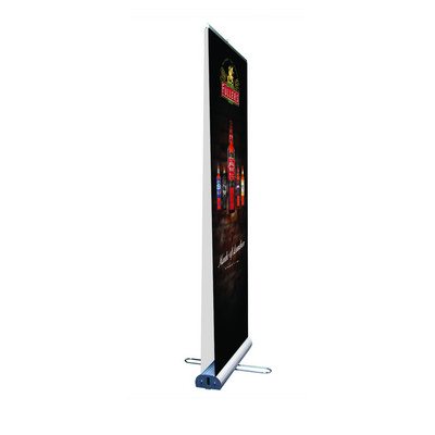 Picture of Double Sided Light Weight Pull Up Banner 1000mm x 2200mm