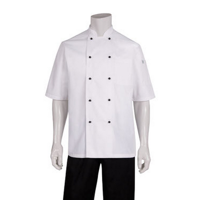 Picture of Macquarie White Basic Chef Jacket