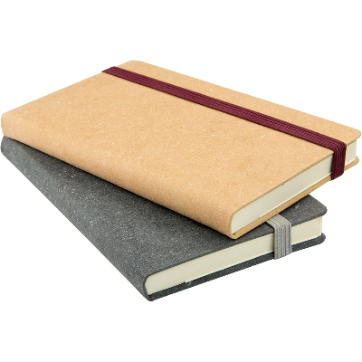 Picture of Barton Recycled Leather Pocket Notebooks