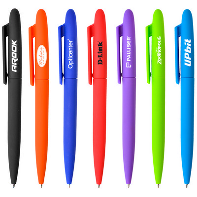 Picture of Rubberised Twister Pen