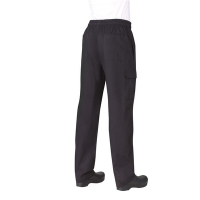 Picture of Black Better Build Cargo Pants