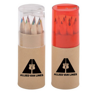 Picture of Recycled Pencil Set