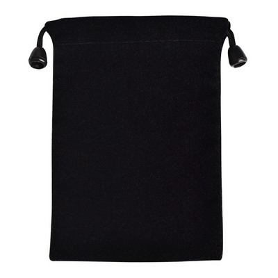 Picture of Velvet Drawstring Bag