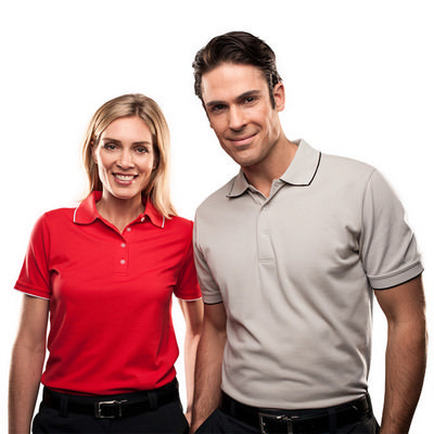 Picture of Sporte Leisure Ladies Duet Polo Shirt