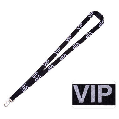 Picture of VIP Lanyard Silve