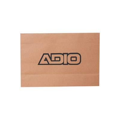 Picture of Small Paper Bag with Thread Flat Handle(250 x 170 x 80mm)