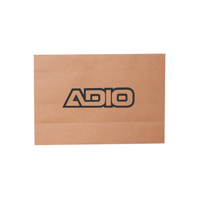 Picture of Medium Paper Bag with Thread Flat Handle(320 x 220 x 100mm)