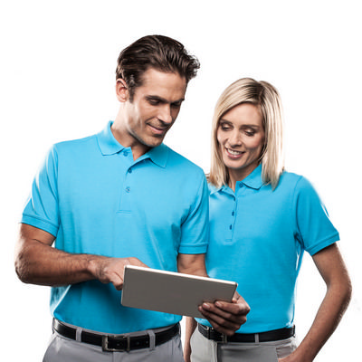 Picture of Sporte Leisure Mens Sabb Polo Shirt