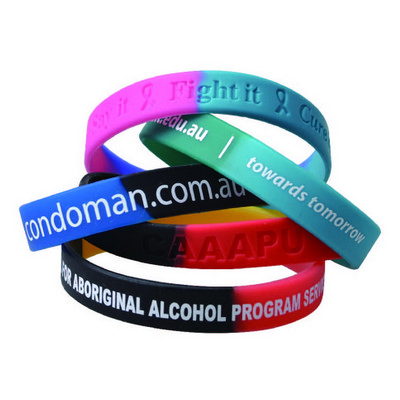 Picture of Sectional Coloured Wristband