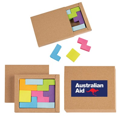 Picture of Jigsaw Sticky Flags