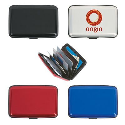 Picture of Aluminum Card Holder