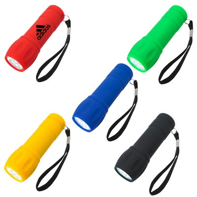 Picture of Rubberized Torch Light With Strap