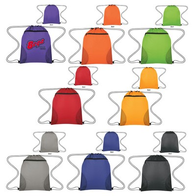 Picture of Courtside Drawstring Sports Bag