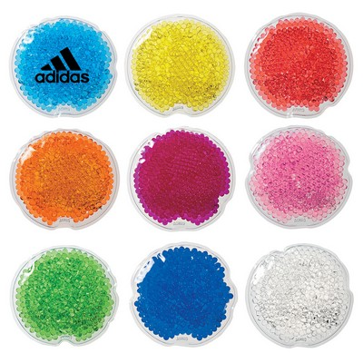 Picture of Small Round Gel Beads Hot/Cold Pack