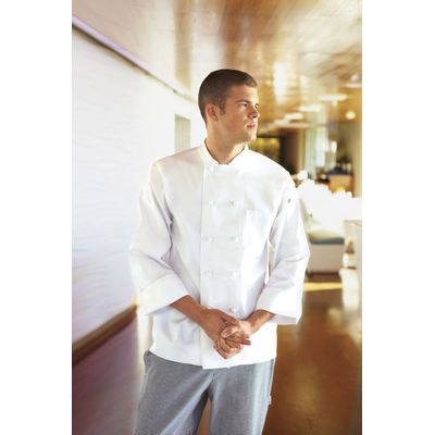 Picture of Bordeaux White Chef Jacket