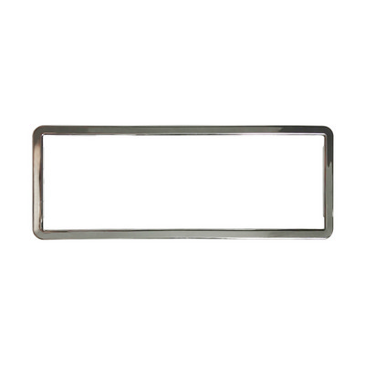 Picture of Plastic Licence Plate Frame
