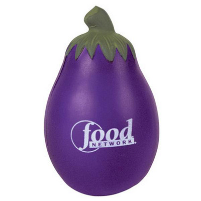 Picture of Eggplant Shape Stress Reliever