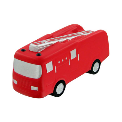 Picture of Fire Fighting Truck Shape Stress Reliever