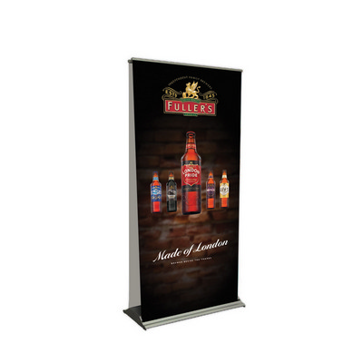 Picture of Double Super Premium Pull Up Banner 850mm x 2000mm