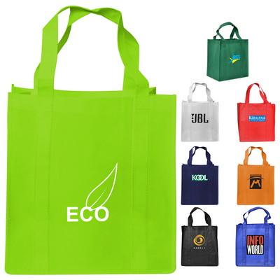 Picture of Non-Woven Shopping Bag w Gusset