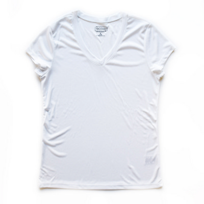 Picture of Recover Women's Sport Tee V-neck