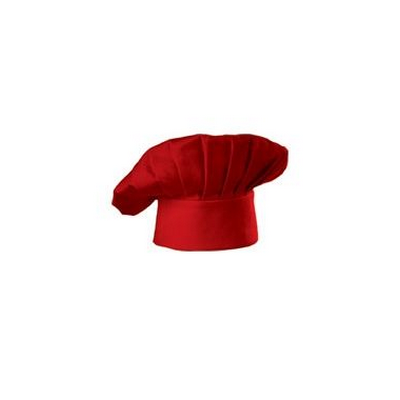 Picture of Red Traditional Chef Hat