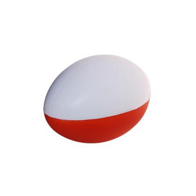 Picture of FootBall Red & White (2 Panels)
