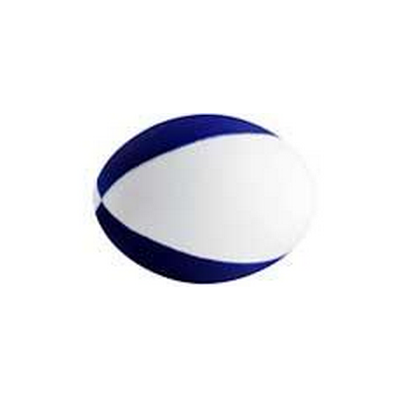 Picture of Football Blue & White (4 Panels)