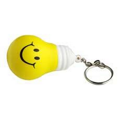 Picture of Light Bulb Keyring