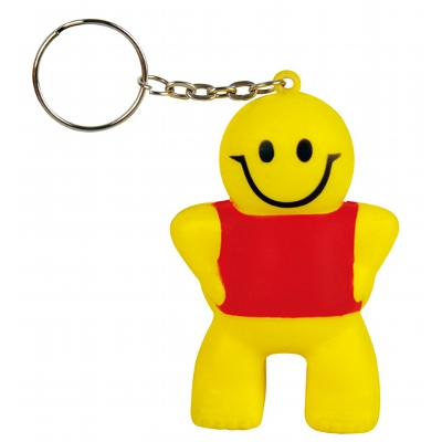 Picture of STRESS LITTLE MAN KEY RING