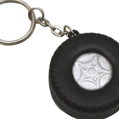 Picture of STRESS TYRE KEY RING
