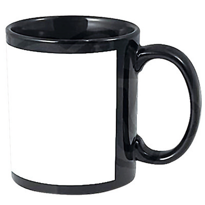 Picture of Ceramic Mug With Colour Boarder 11Oz (Printed With Full Colour(S))