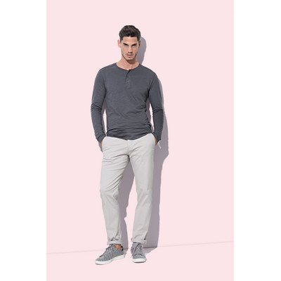 Picture of Men's Henley Long Sleeve