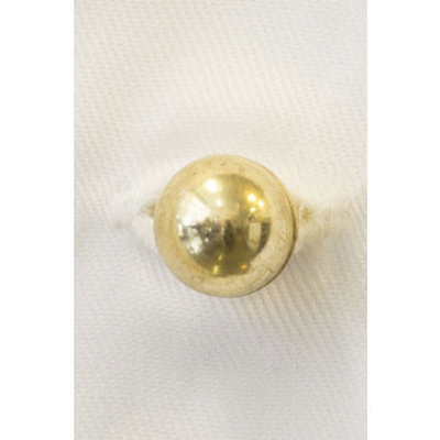 Picture of Stud Buttons - Gold - 10 Pack