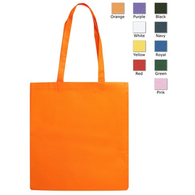 Picture of Non-woven Simple Shoulder Bag (Warehouse Stock)