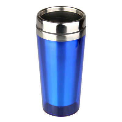 Picture of 420ml Stainless Steel/Plastic Travel Tumbler