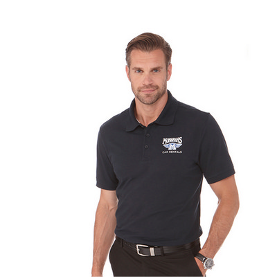 Picture of Crandall Short Sleeve Polo - Mens