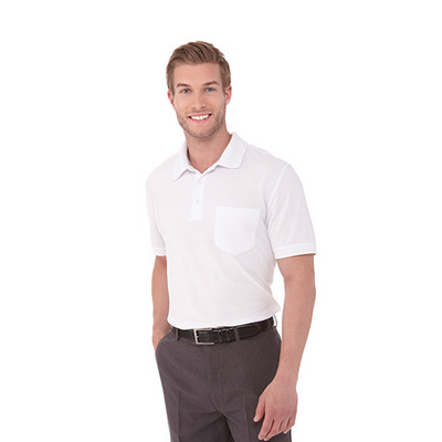 Picture of Banfield Short Sleeve Polo - Mens