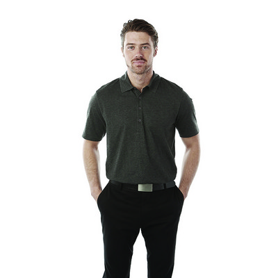 Picture of ACADIA Short Sleeve Polo - Mens