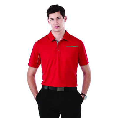Picture of WILCOX Short Sleeve Polo - Mens