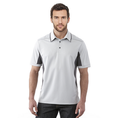 Picture of ROYCE Short Sleeve Polo - Mens