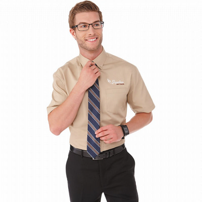 Picture of Stirling Short Sleeve Shirt - Mens