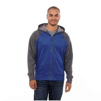 Picture of Anshi Knit Fzip Hoody - Mens