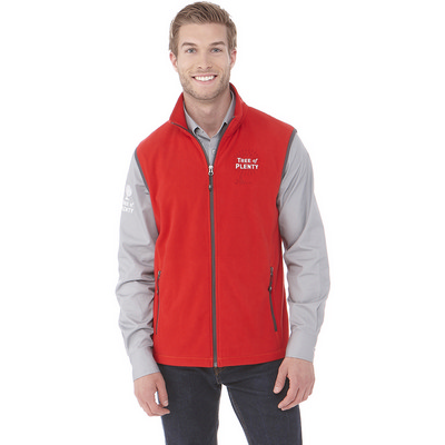 Picture of Tyndall Polyfleece Vest - Mens